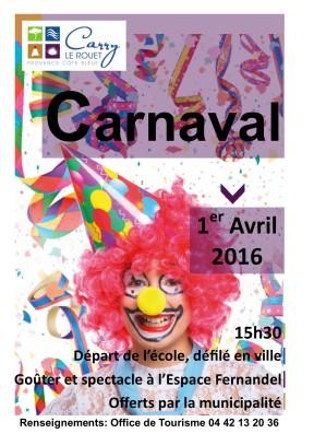 Carnaval avril